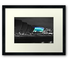 Hydro Lit Up Framed Print