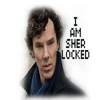 Sherlock Holmes Pastel by smute20