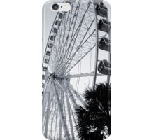 Farris Wheel-VA iPhone Case/Skin