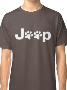Jeep Paws Classic T-Shirt