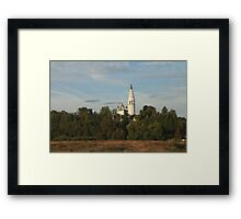 Transfiguration Church Framed Print