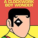 A Clockwork Boy Wonder by butcherbilly