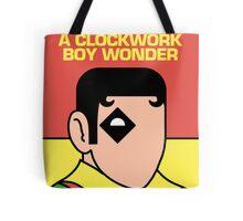 A Clockwork Boy Wonder Tote Bag
