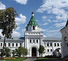 Ipatiev Monastery by mrivserg