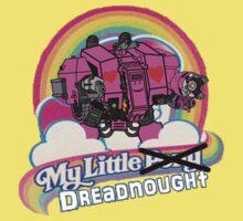 My Little Dreadnought One Piece - Short Sleeve