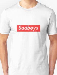 Sadboys Box Logo (L) - SADBOYS & YUNG LEAN T-Shirt