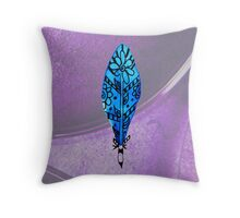 Appealing Feather Throw Pillow