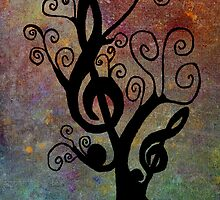 Tree of Melody by Dawn Beck