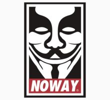 Keinage - NOWAY (Guy Fawkes) by Keinage Clothing