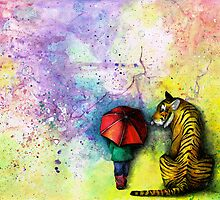 Dreaming in colour by Alice Prior