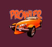 Chrysler Plymouth Prowler Rocky Sunset Womens Fitted T-Shirt