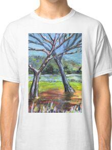 Sketching Trees Classic T-Shirt