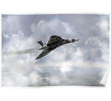 Vulcan Soar Poster