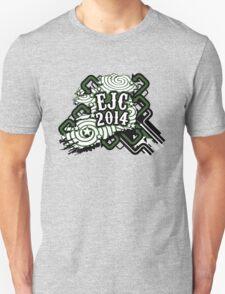 EJC 2014 promo shirt (sticker version) T-Shirt