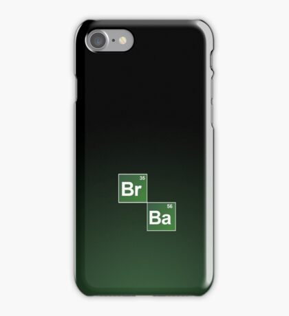 Breaking Bad Logo Case iPhone Case/Skin