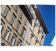 Renaissance Rome Poster
