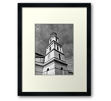 St Paul's Basilica, bell tower Framed Print
