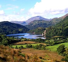 Snowdonia, Lakes, Mountains and Beautiful Countryside  by hootonles