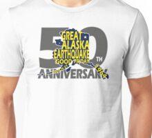 5OTH ANNIVERSARY GREAT ALASKA EARTHQUAKE W DIPPER Unisex T-Shirt
