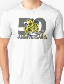 5OTH ANNIVERSARY GREAT ALASKA EARTHQUAKE W DIPPER T-Shirt