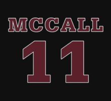 Beacon Hills Lacrosse Mccall 11 by SportsT-Shirts
