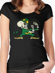 The Violent Irish Women's Fitted Scoop T-Shirt