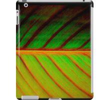 Colorful Leaf iPad Case/Skin