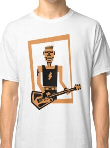 hard rock / heavy metal  guitar player Classic T-Shirt