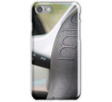 Mia electric iPhone Case/Skin