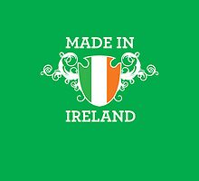 Made in Ireland by RocketmanTees