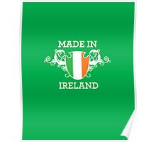 Made in Ireland Poster