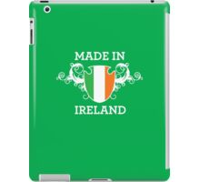 Made in Ireland iPad Case/Skin