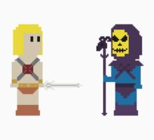 8-Bit Masters of the Universe Kids Clothes