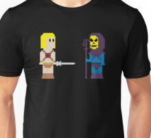 8-Bit Masters of the Universe Unisex T-Shirt