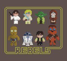 Team Rebel Alliance by PixelAvenger