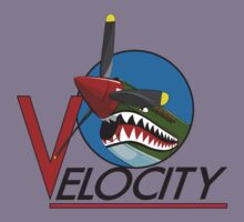 Warhawk Shark Nose Paint by velocitygallery