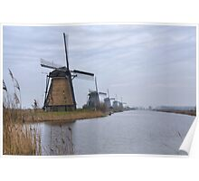 ..my lovely Holland... Poster