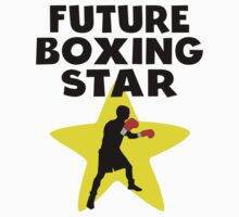 Future Boxing Star Kids Tee