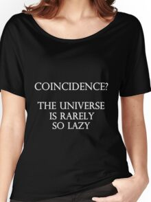 Coincidence Women's Relaxed Fit T-Shirt