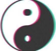 Yin Yang Faded by cheyannekailey