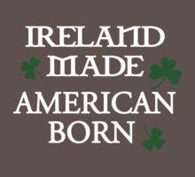 Ireland Made, American Born Kids Clothes