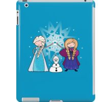Sister Time iPad Case/Skin