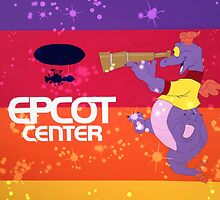 Epcot Center by jchad82