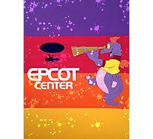 Epcot Center Photographic Print