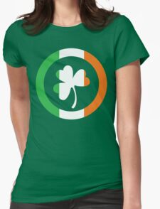 Saint Paddy's Day T-shirt Womens Fitted T-Shirt