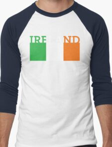 Saint Paddy's Day T-shirt Men's Baseball ¾ T-Shirt
