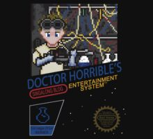 NINTENDO: NES DOCTOR HORRIBLE  Kids Clothes