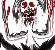 Dull Mindless Beast Sticker