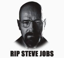 RIP STEVE JOBS (HEISENBERG) Kids Clothes