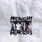 Midnight Memories Album Cover by sdunaway